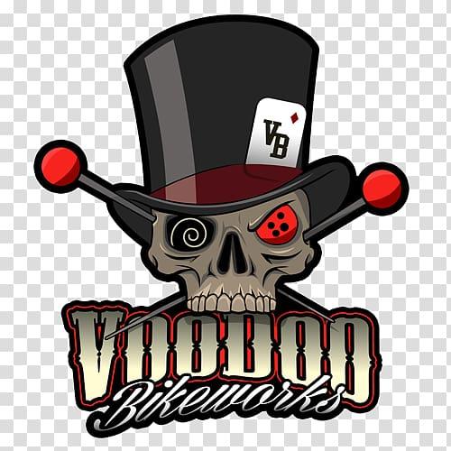 Voodoo Bikeworks Logo Motorcycle Die cutting Phoenix.