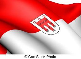 Flag of vorarlberg austria Illustrations and Clip Art. 42 Flag of.