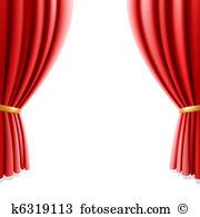 Vorhang Clip Art Vektor Grafiken. 23.640 vorhang EPS Clipart.