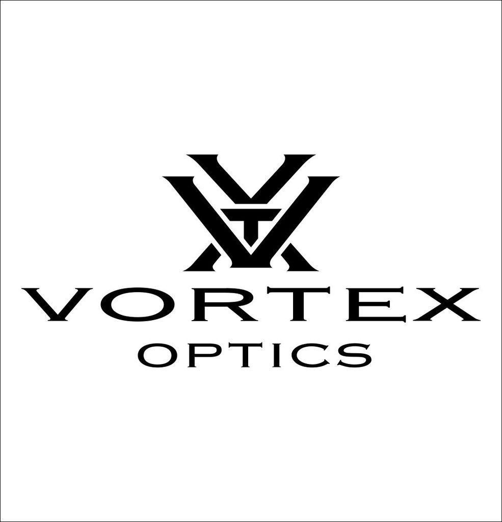 Vortex Optics decal.