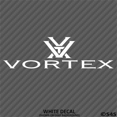 VORTEX OPTICS LOGO Decal Outdoors Hunting & Shooting V2.