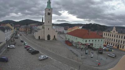 Kašperské Hory — Webcams.travel.