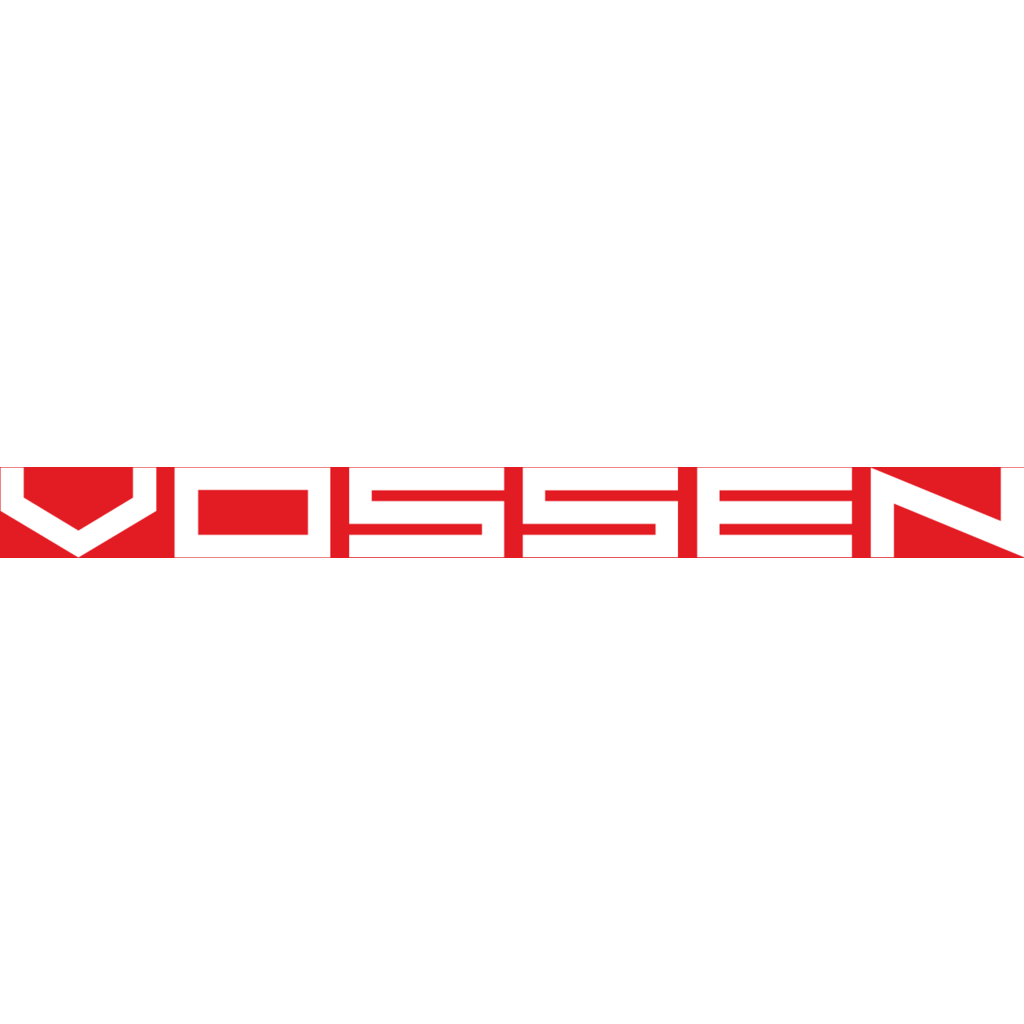 Vossen Wheels logo, Vector Logo of Vossen Wheels brand free.