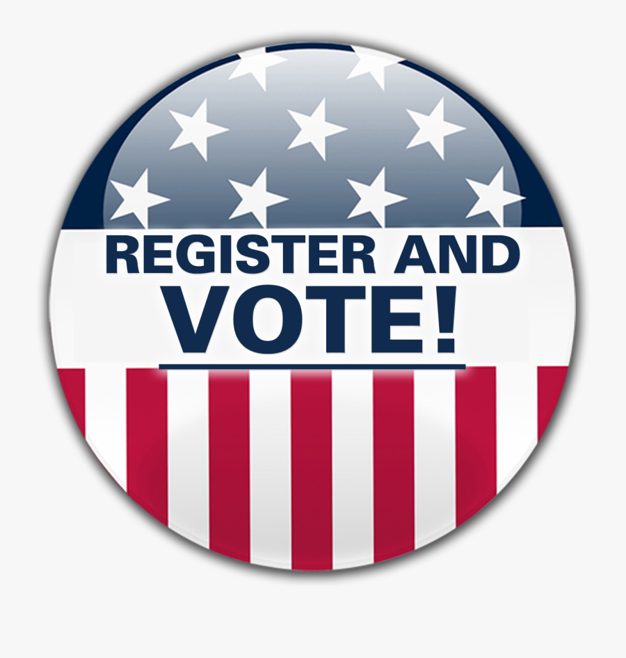 Register To Vote Circle Png Clipart.