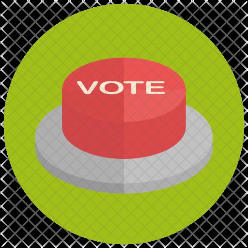 Vote button Icon.