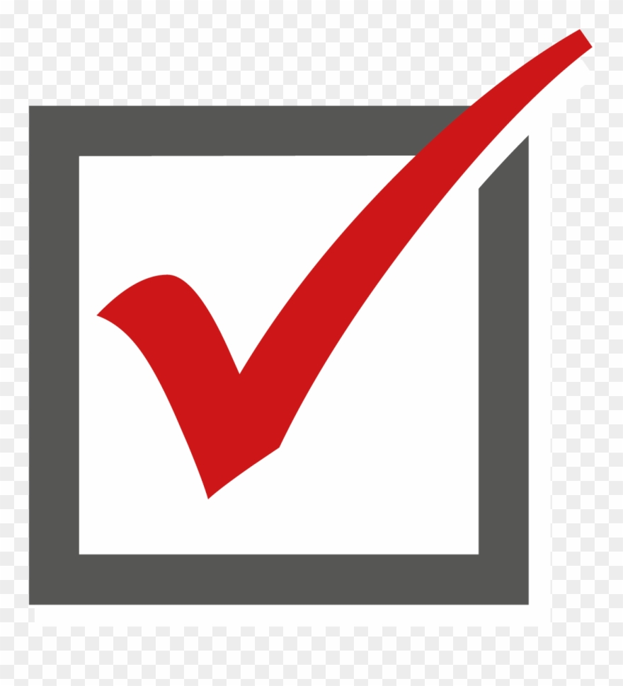 Vote Check Mark Png Clipart (#1687154).