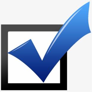 Vote Clipart Check Mark.