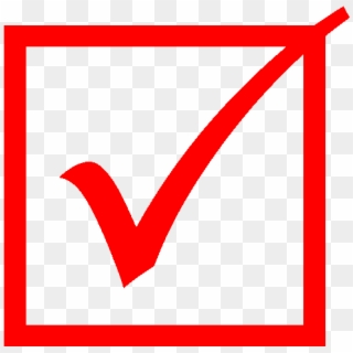 Free Vote Check Mark Png Transparent Images.