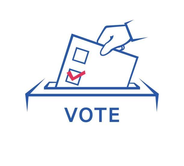 Best Voting Illustrations, Royalty.