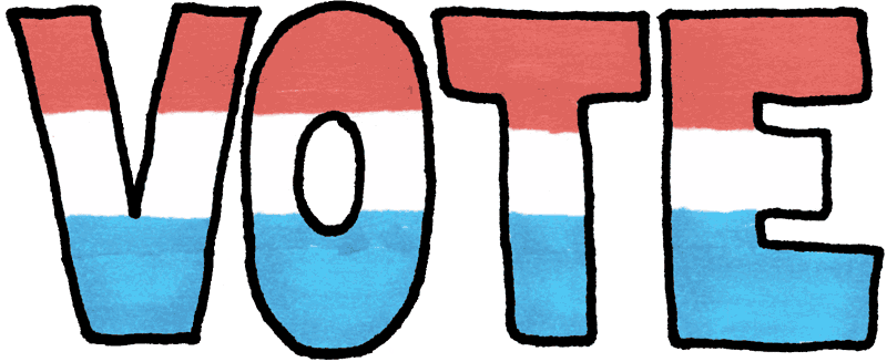 Remember To Vote Clipart.