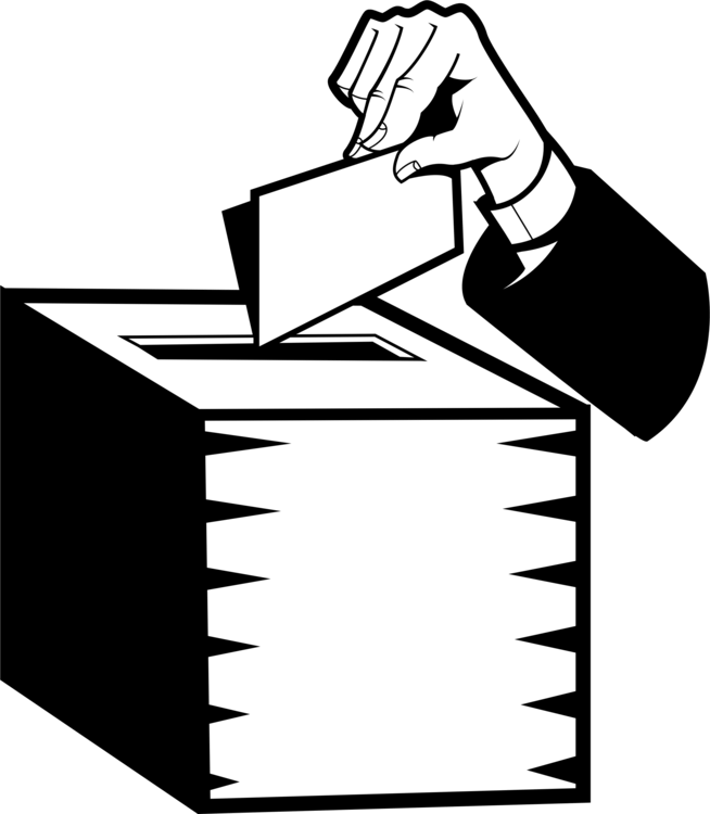 Voting clipart black and white » Clipart Portal.
