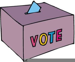Vote For Me Clipart.