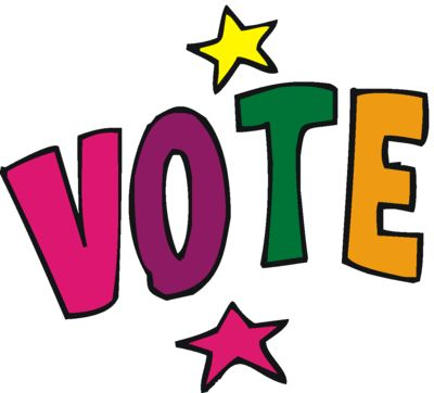 Collection of Vote clipart.