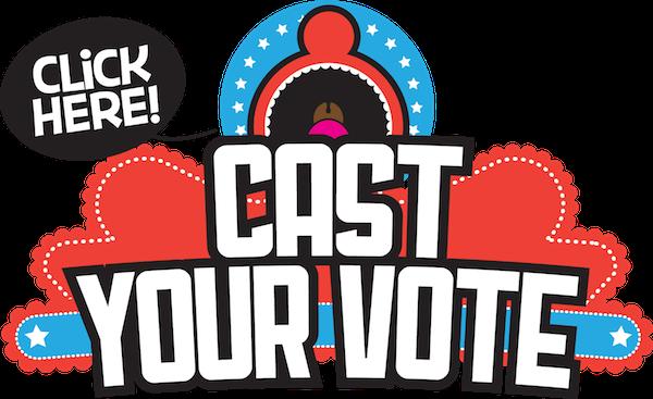 Vote Here Clipart.