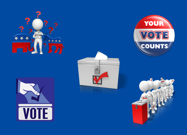 Best Election & Vote Clipart For PowerPoint.