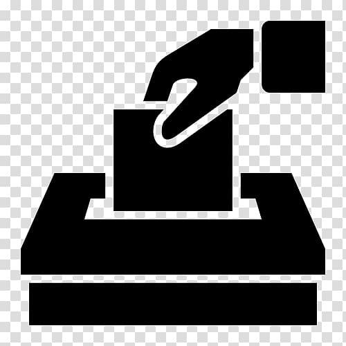 Ballot box Early voting Election, Politics transparent.
