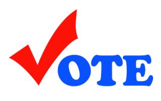 State Election November 6.