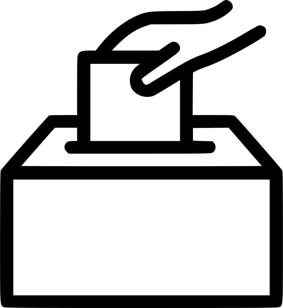 Vote Ticket Paper Voting Svg Png Icon Free Download (#532042.