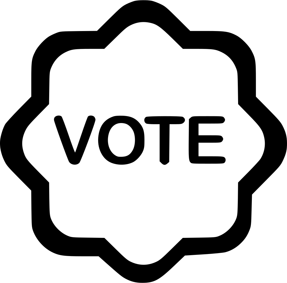 Vote Svg Png Icon Free Download (#530234).