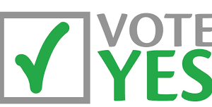 Vote yes png 6 » PNG Image.