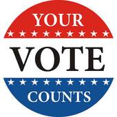 Vote Printable Clipart.