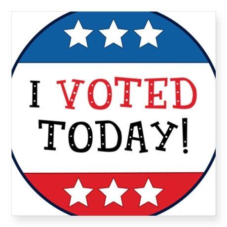 Pin on Vote.