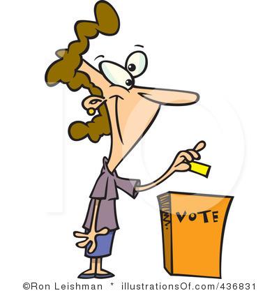 Vote Clipart.