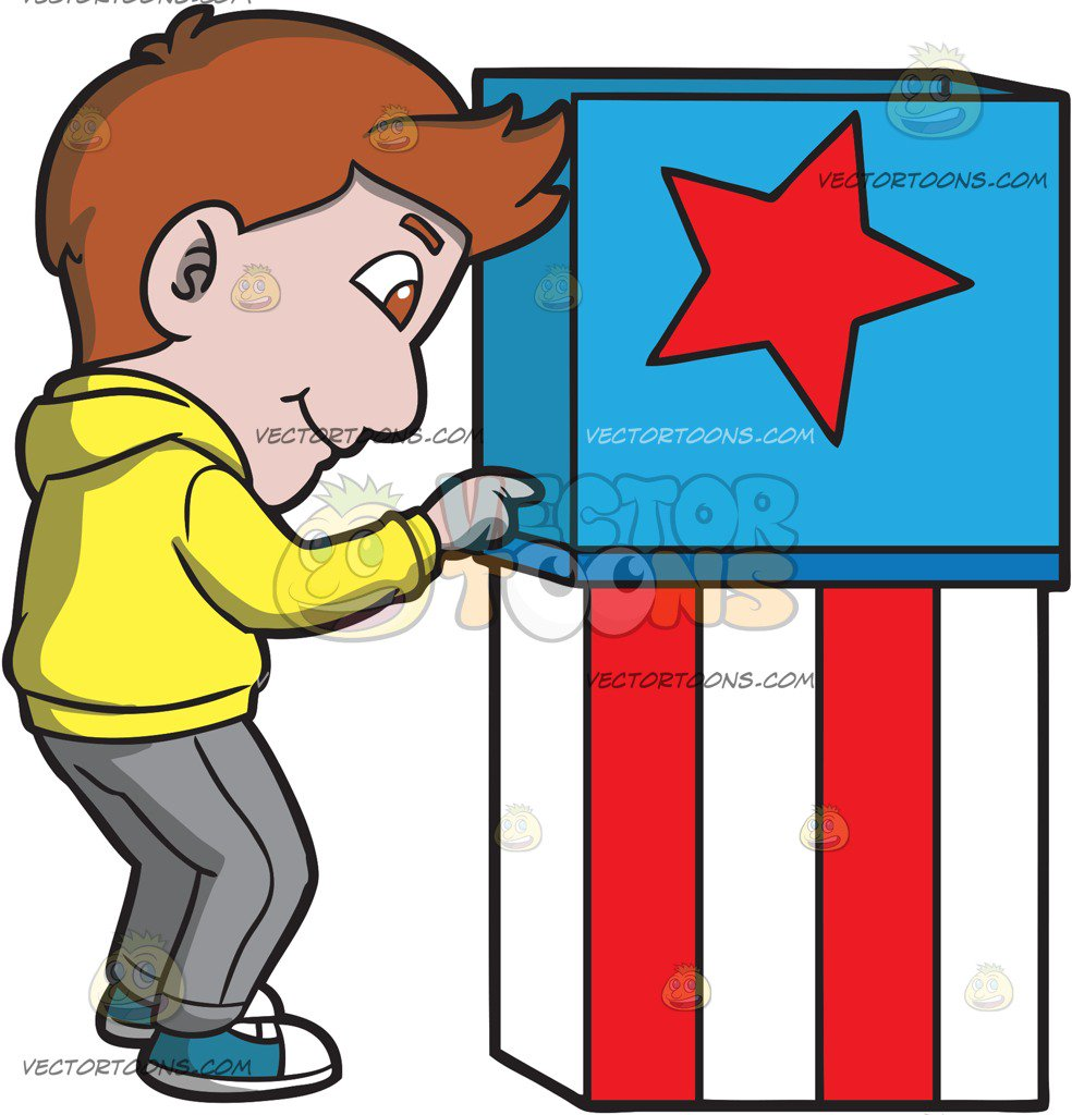 Clipart voting booth 6 » Clipart Station.