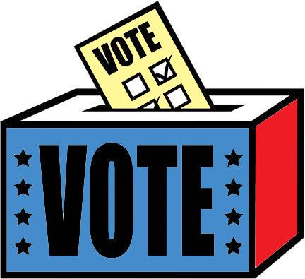 I voted clipart ballot box.