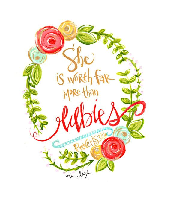 Mothers Day Art. Mothers Day Gift. Scripture Art. Bible.