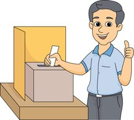 Free Voting & Election Clipart.