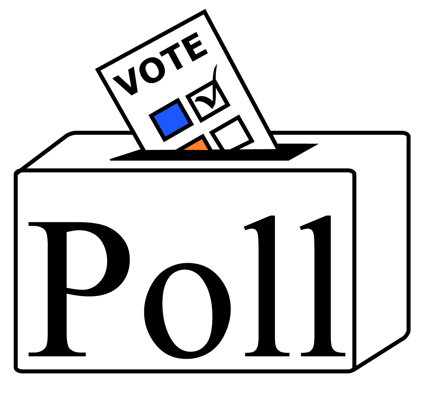 Voting clipart voting poll, Voting voting poll Transparent.
