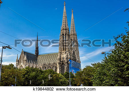 Stock Photo of Vienna, Austria.