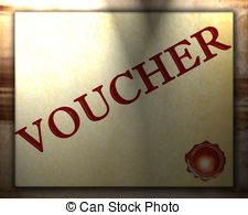 Voucher Illustrations and Clipart. 29,101 Voucher royalty free.
