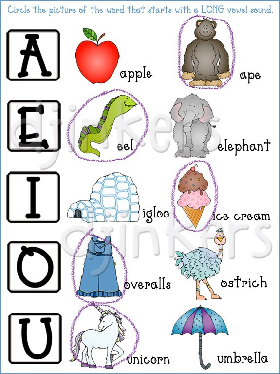 Clip Art Images For Every Letter of the Alphabet by DJ Inkers.