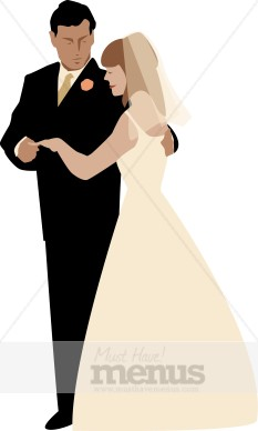 Wedding Vows Clipart.