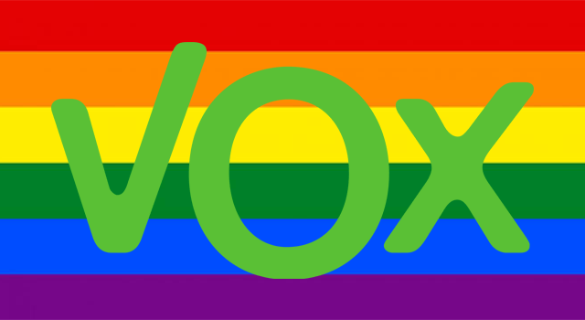 Vox proposes to repeal the Law on the rights of LGTBI people.