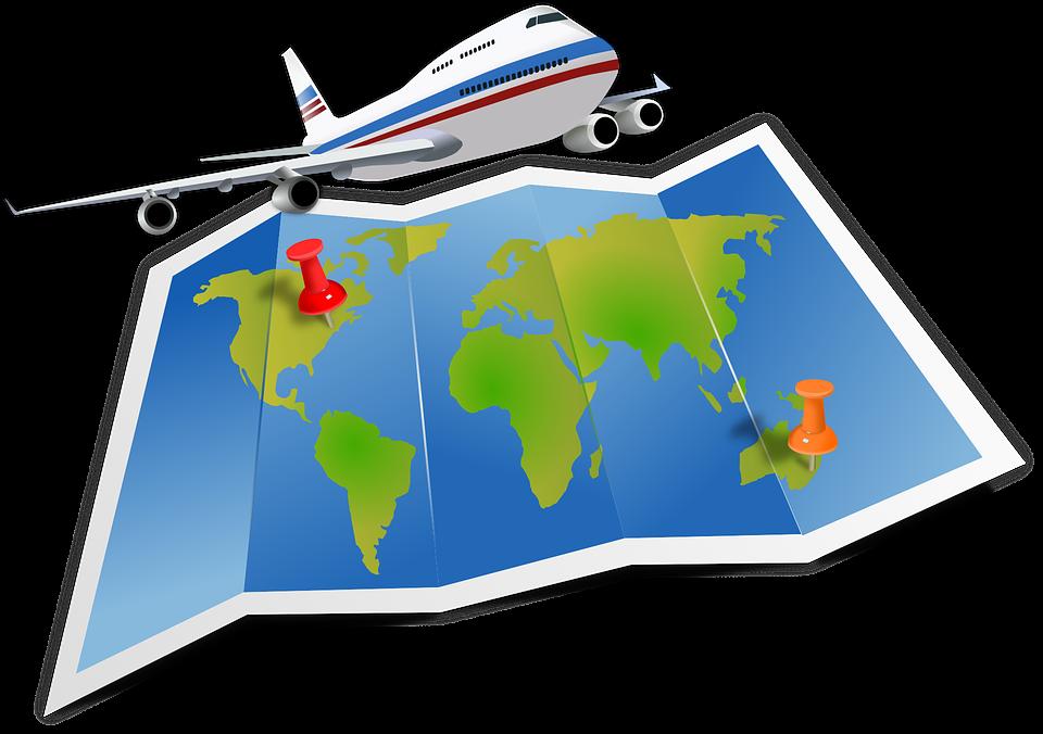 Png Voyage Avion & Free Voyage Avion.png Transparent Images #16244.