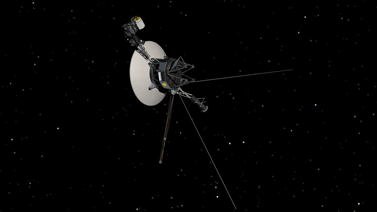 10 Cool Facts About The Voyager 1 Space Probe.