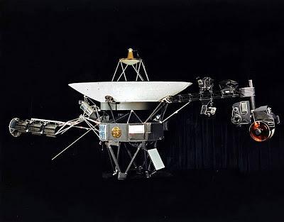 Voyager 1 Clip Art.