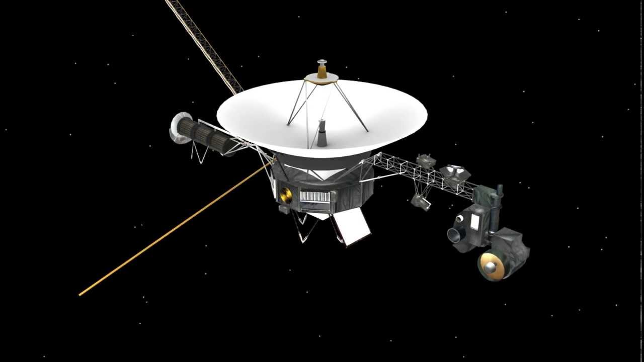 Voyager 1 Interstellar Space (page 4).