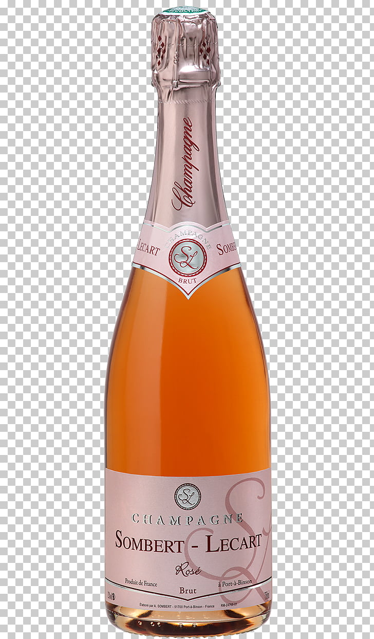 Champagne Rosé Soave DOC Sparkling wine, pigeon voyageur PNG.