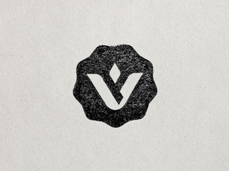 VP Logo by Ben Stafford on Dribbble.