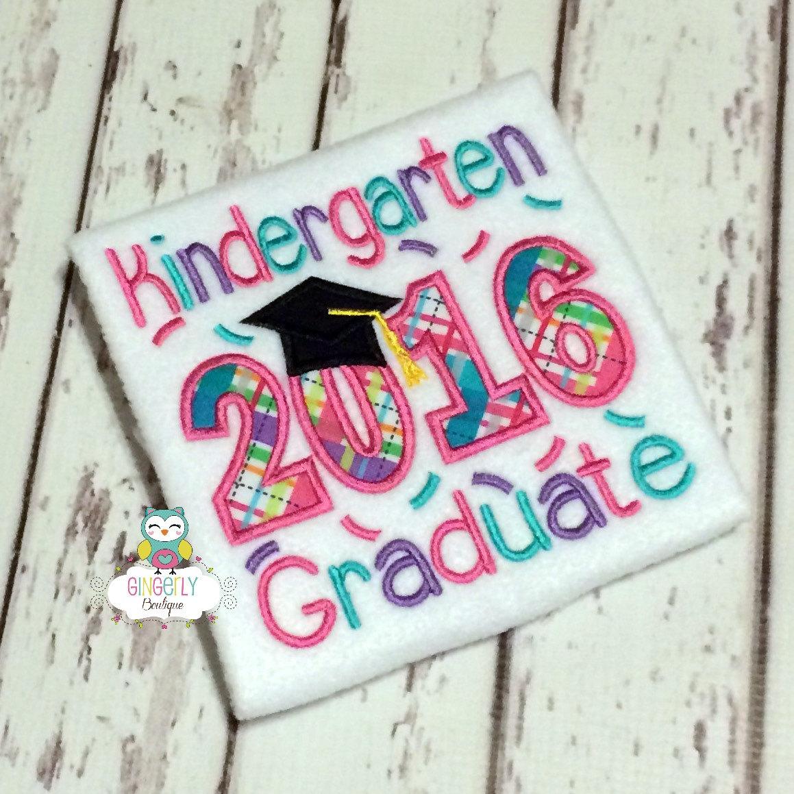 Prek graduation.