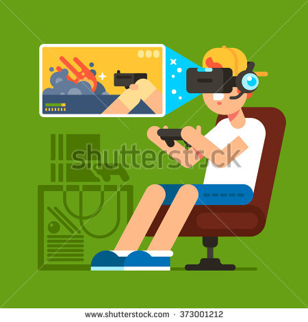 Vr Stock Photos, Royalty.