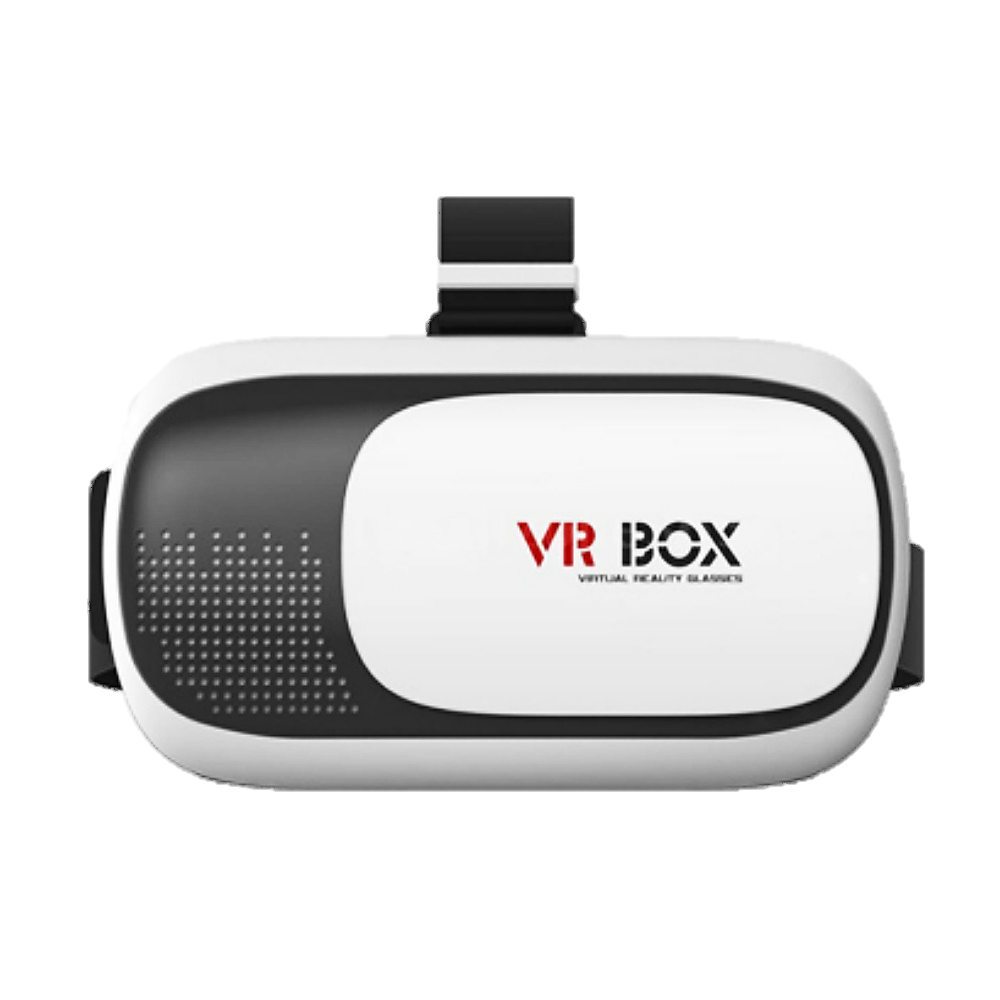 VR BOX 2.0 Virtual Reality 3D Glasses (VR Headset).