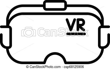 Vr goggles Clipart and Stock Illustrations. 5,394 Vr goggles vector.