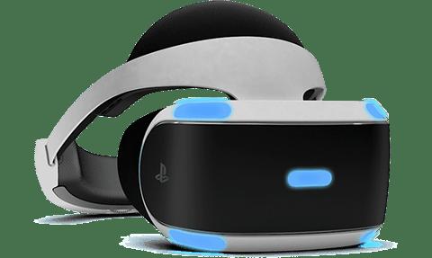 PlayStation VR Headset transparent PNG.