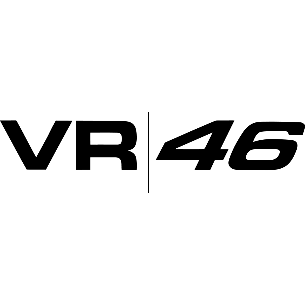 VR46 logo, Vector Logo of VR46 brand free download (eps, ai, png.