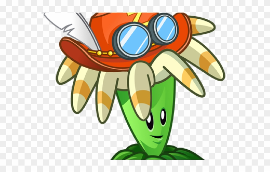 Plants Vs Zombies Clipart Twin Sunflower.